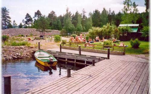 Båtbrygga